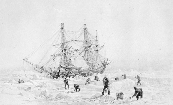 Royal Navy Ship Names HMS terror