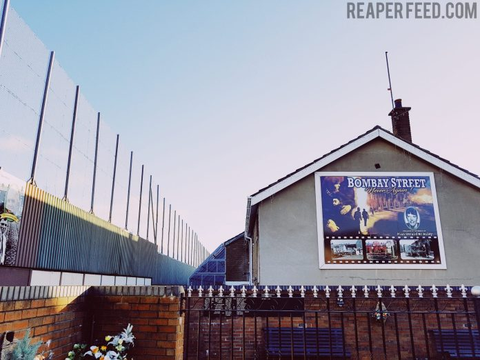 The Troubles in Belfast 2018