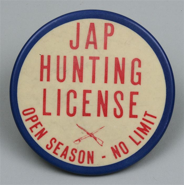 Image result for offensive depictions of japanese people in 1940's