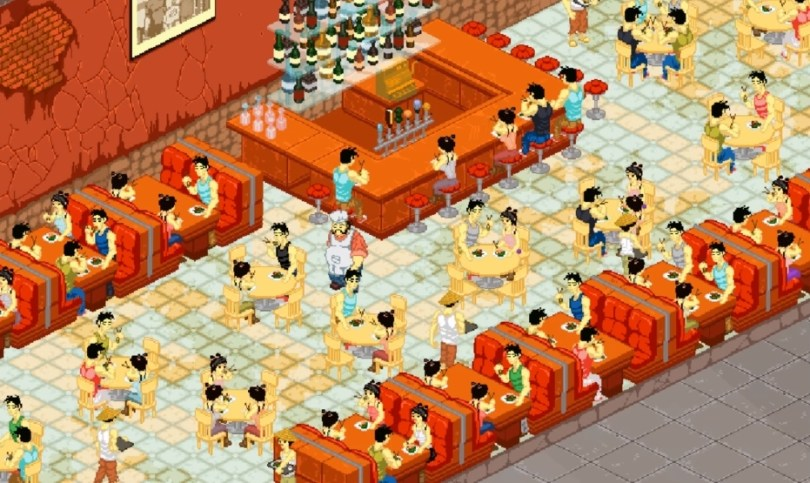 Racist    Dirty Chinese Restaurant    Mobile Game Pulled by Developers     A screen capture from the upcoming mobile game    Dirty Chinese Restaurant     by game developers    Big O Tree      Photo credit  YouTube   Big O Tree