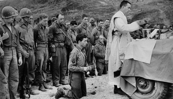 D-Day Robert Capa's photo