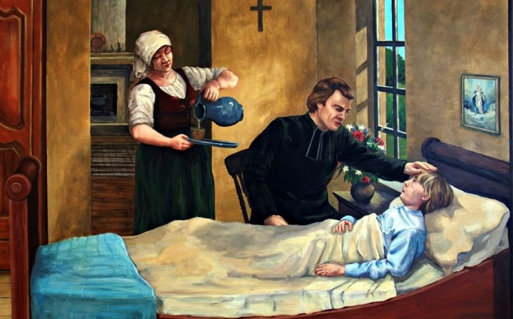 St. Marcellin's compassion