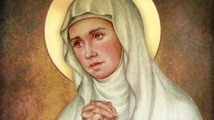 St Angela Merici