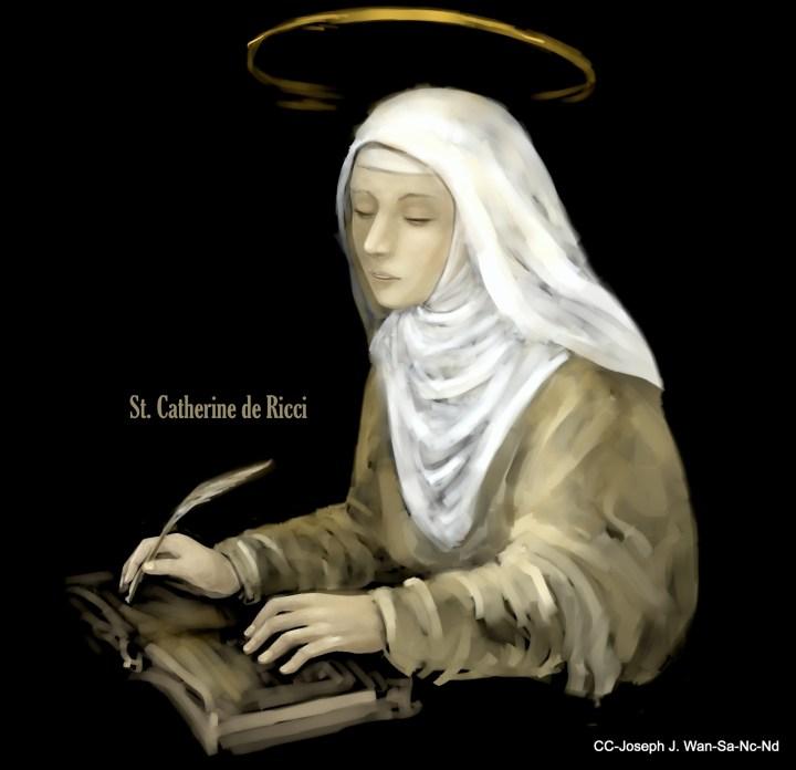 2012-02-13 Saint Catherine de Ricci (1)