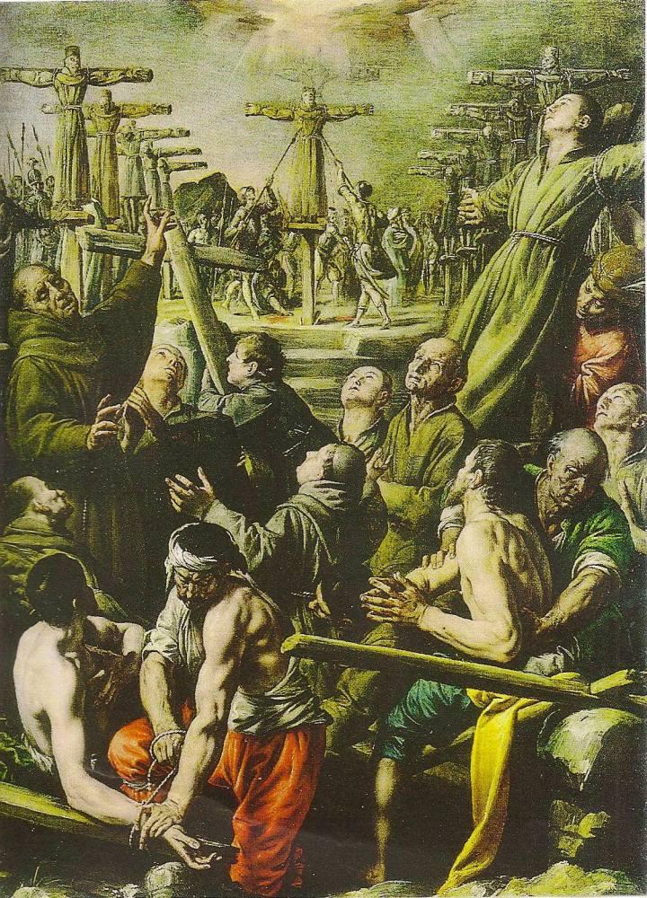 St Paul Miki & Companions, Martyrs 1597