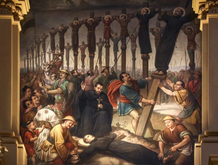st paul miki and companion martyrs
