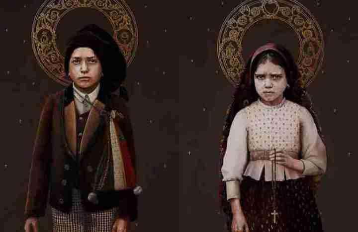 two child saints