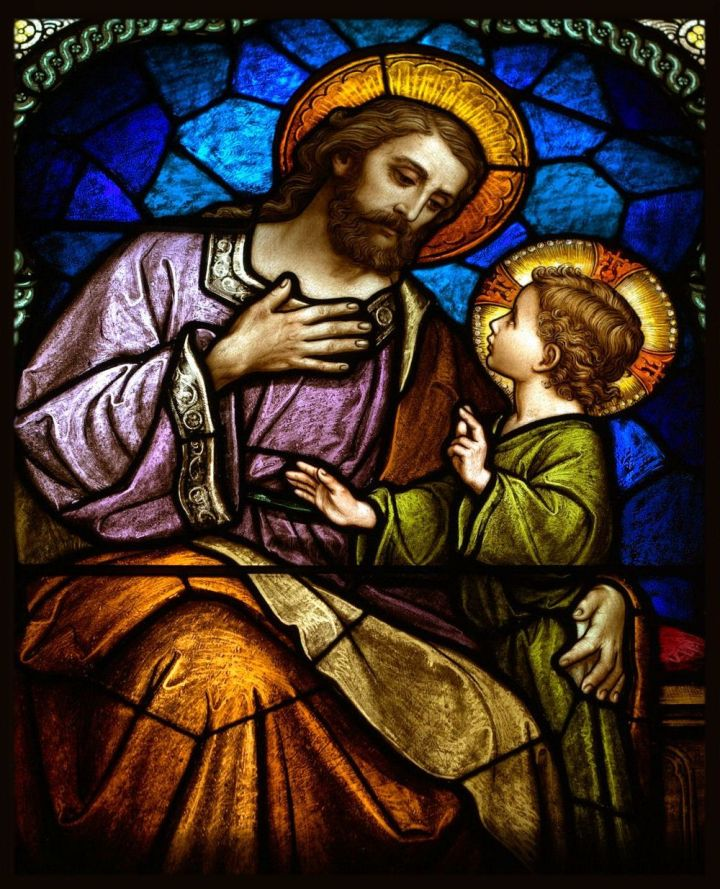 St.-Joseph-Stained-Glass