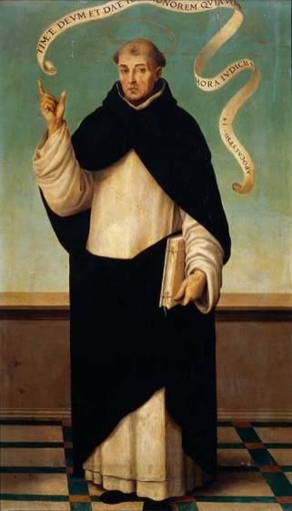 Juan de Juanes, St Vincent Ferrer (1445-1450)