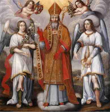 The Glorification of Deodatus