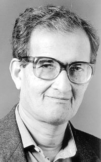 Amartya Sen: Just What are We Capable of?