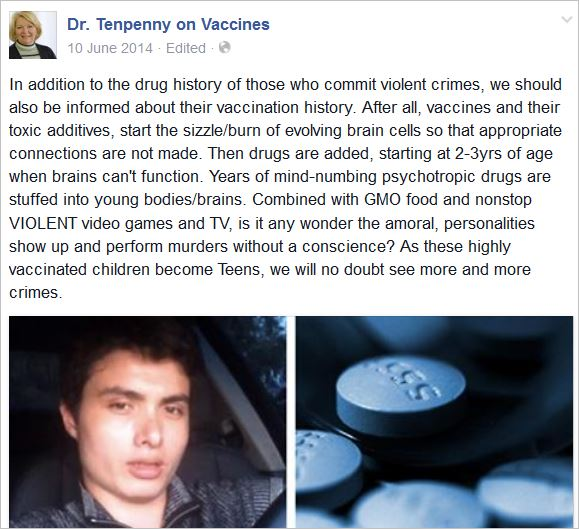 Tenpenny 14 vaccines mass murderers