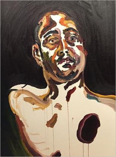 Myuran 3 self portrait post execution