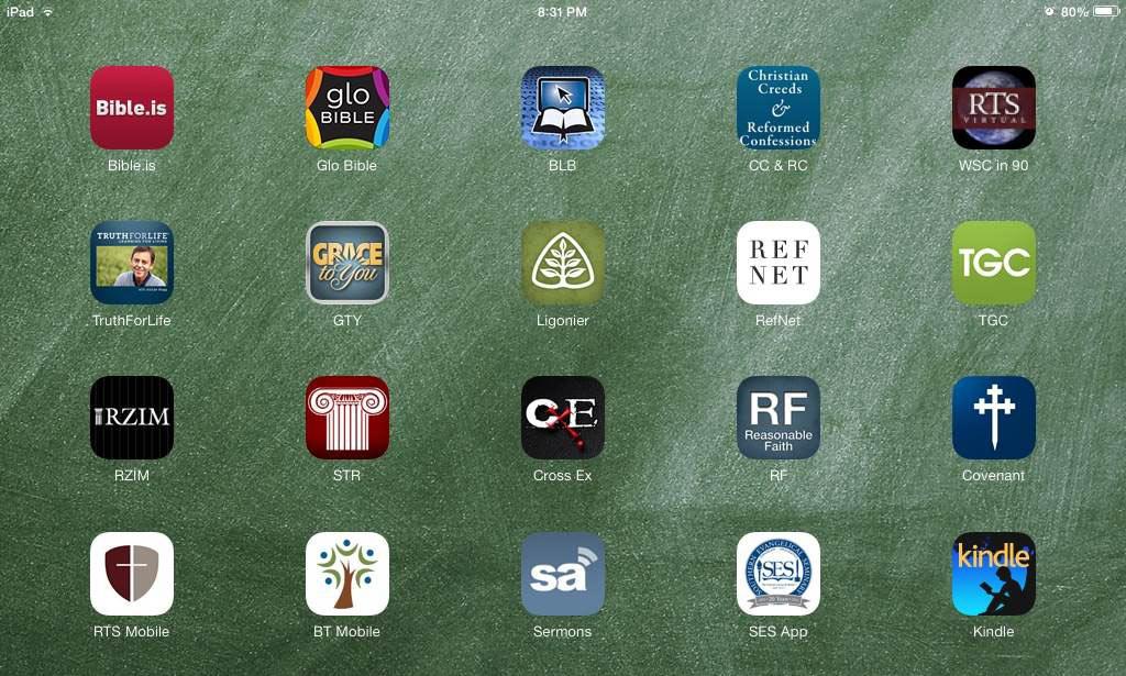16 Christian Apps
