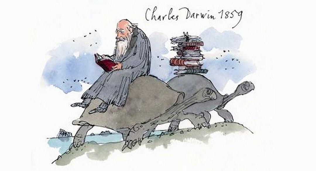 2018/08/26: Arthur Murchison: How Darwin Became a Giant