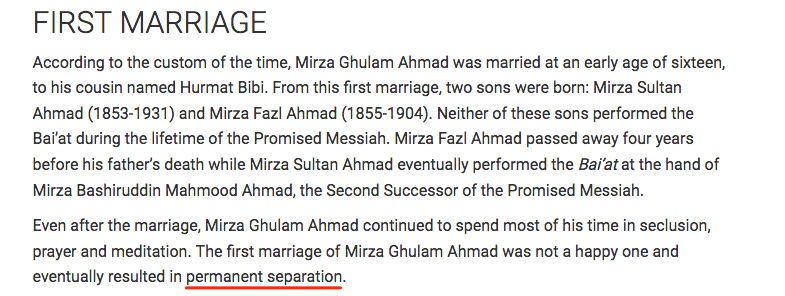 Birth of Hazrat Mirza Ghulam Ahmad Islam Ahmadiyya