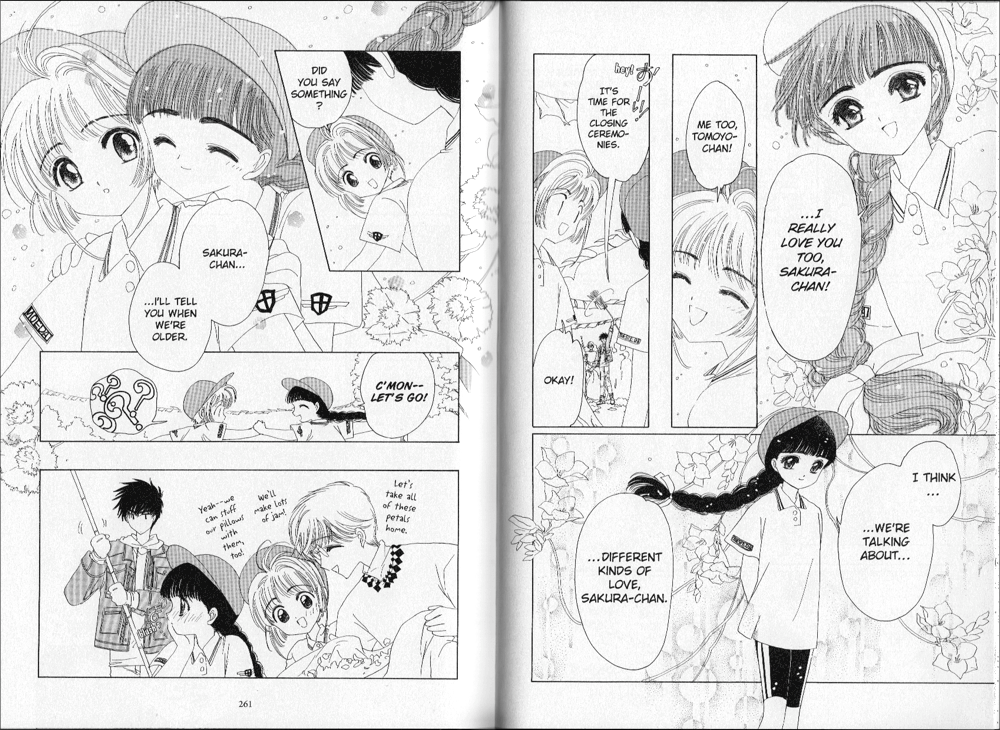 Cardcaptor Sakura Love