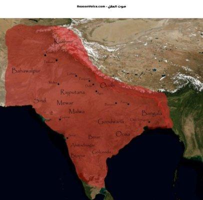 شبة القارة الهندية