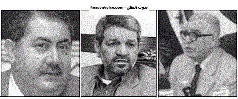 باقر جبر صولاغ الزبيدي و هوشيار زيباري