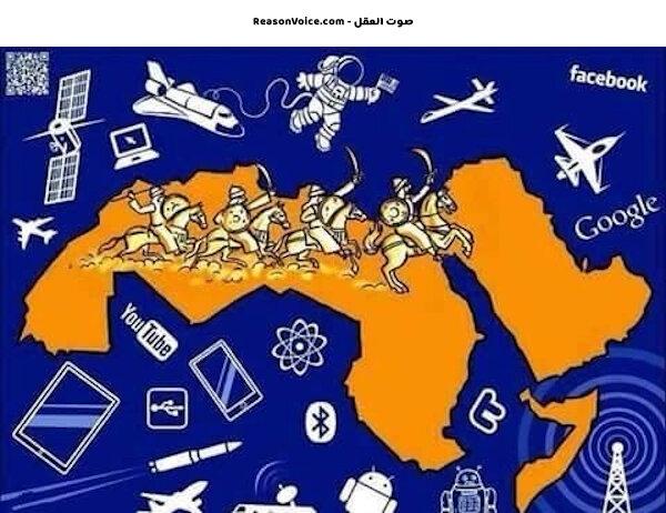 العالم العربي والتخلف عن باقي العالم