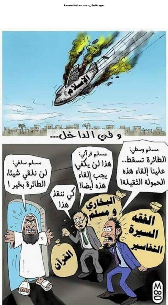 طائرة الدين تهوي