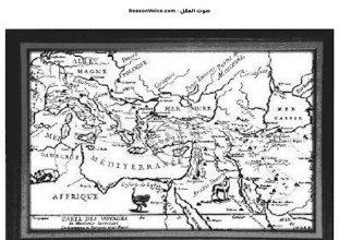 خريطة من الكتاب