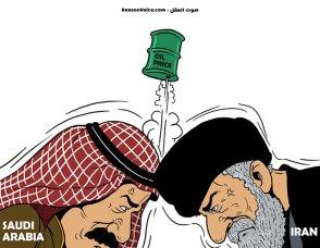 التناطح الايراني السعودي