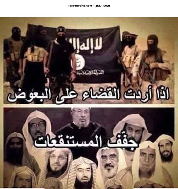 تجفيف مستنقعات الارهاب
