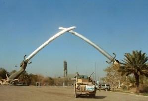 بغداد - ساحة الاحتفالات