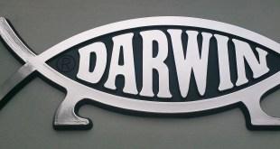 دارون - الحاد