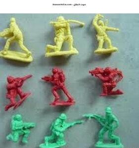 جنود صور جيل الطيبين