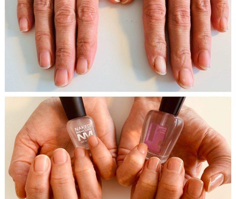 Verbeterd! Manicure met Naked Manicure systeem van Zoya