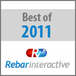 The Best Rebar Interactive Blog Posts of 2011