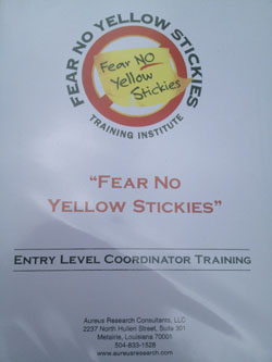 research coordinator training
