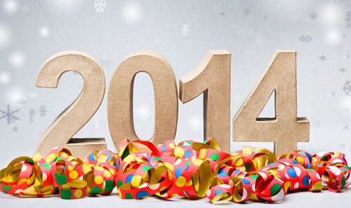 Good luck in 2014!