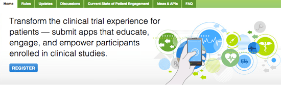 Can you create a killer app for patient engagement?