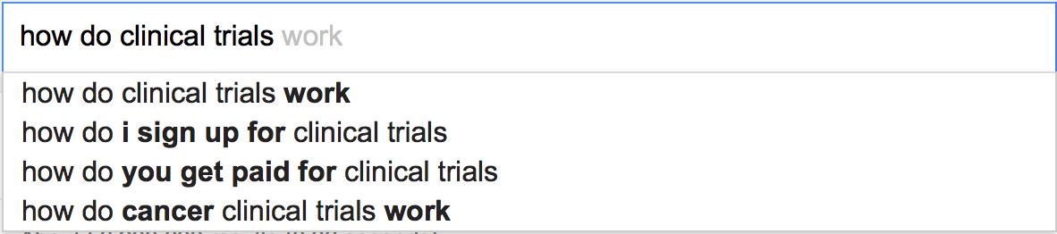 How do clinical trials...