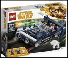 Han Solo LEGO 2