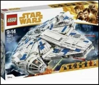 Han Solo LEGO 5