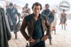 SOLO: A STAR WARS STORY Alden Ehrenreich is Han Solo