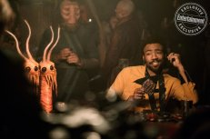 SOLO: A STAR WARS STORY Donald Glover is Lando Calrissian