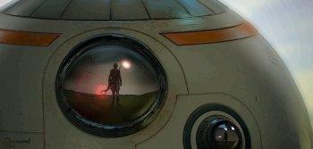 BB-8 widzi znajomą twarz na Modesta