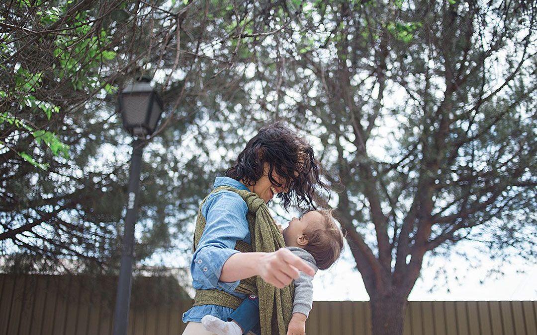Maternidad y fotografía: mi revolución personal.