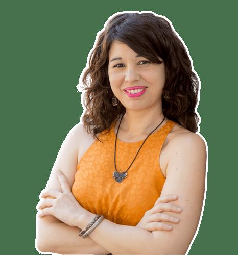 Rebeca Torrijos psicóloga especializada en el bienestar emocional de la mujer.