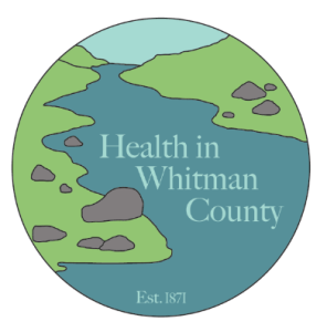 Health in Whitman County logo