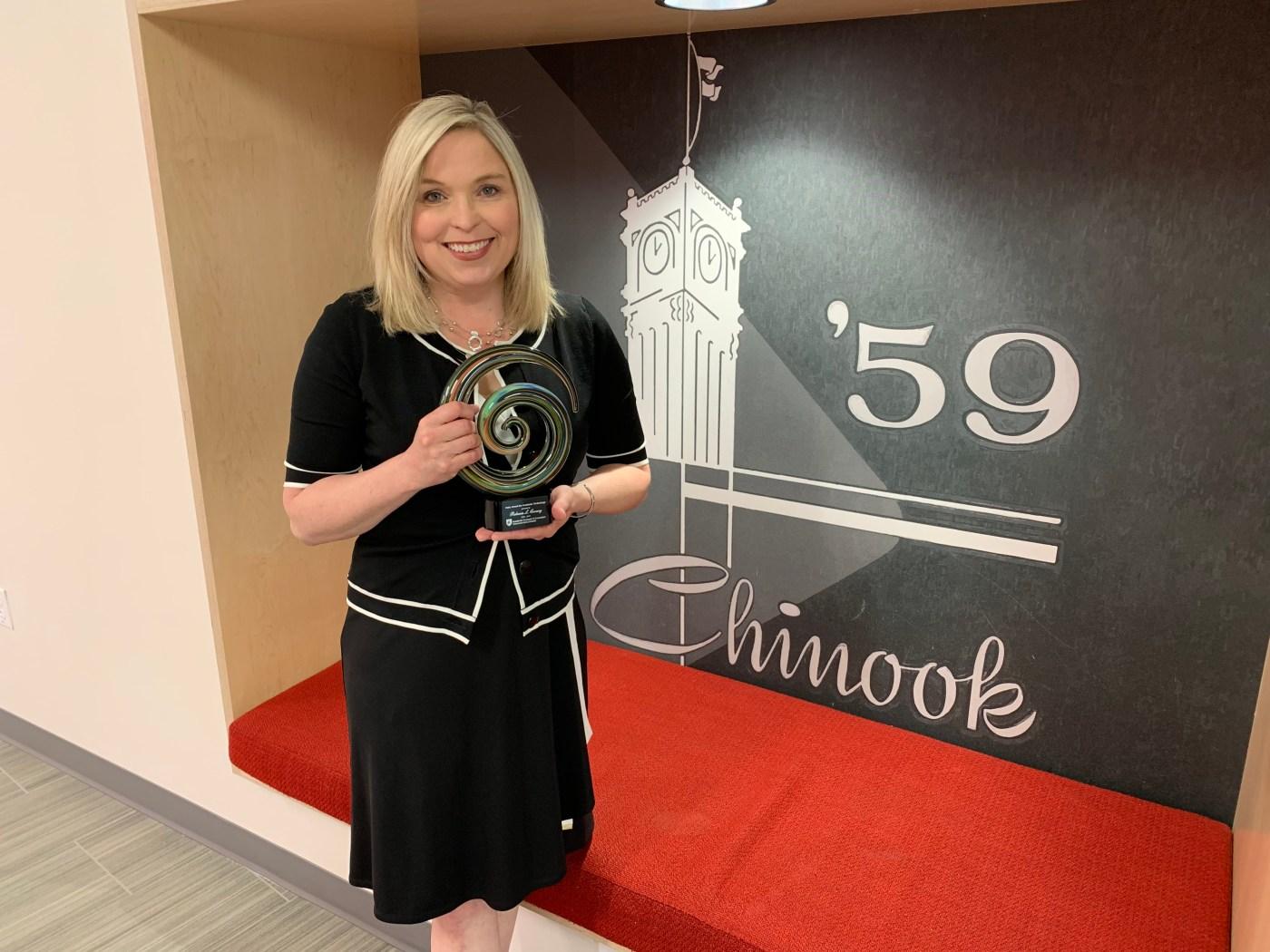 Muriel Oaks Award Rebecca L. Cooney