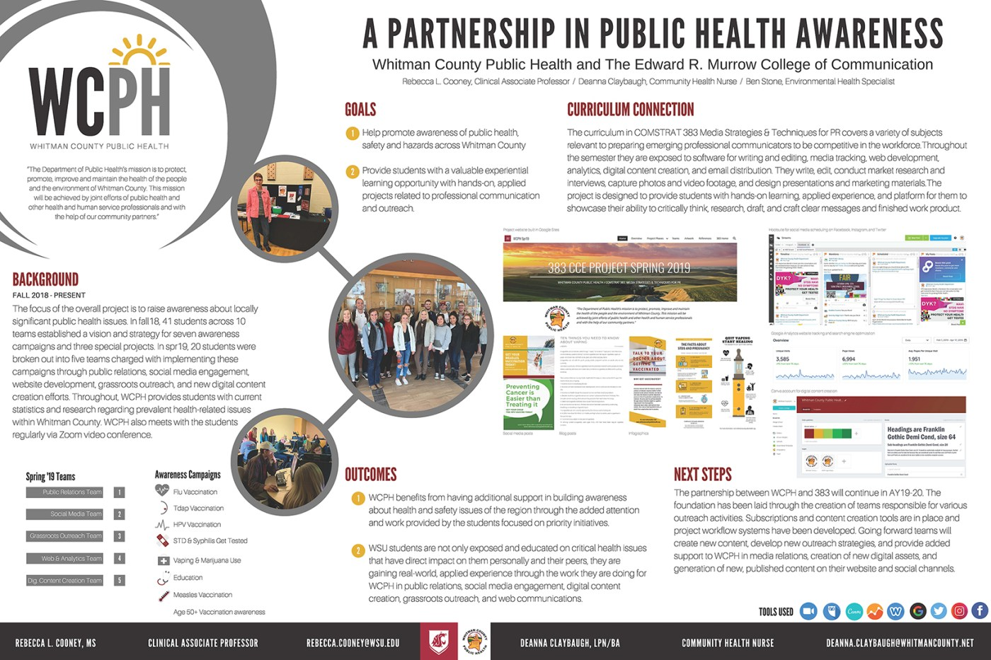 WCPH poster