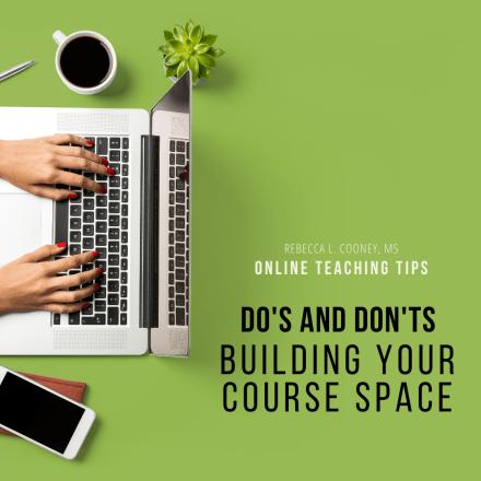 Building a course space