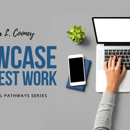 Professional Pathways - showcase best work