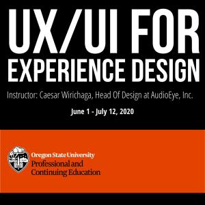 OSU LXD course